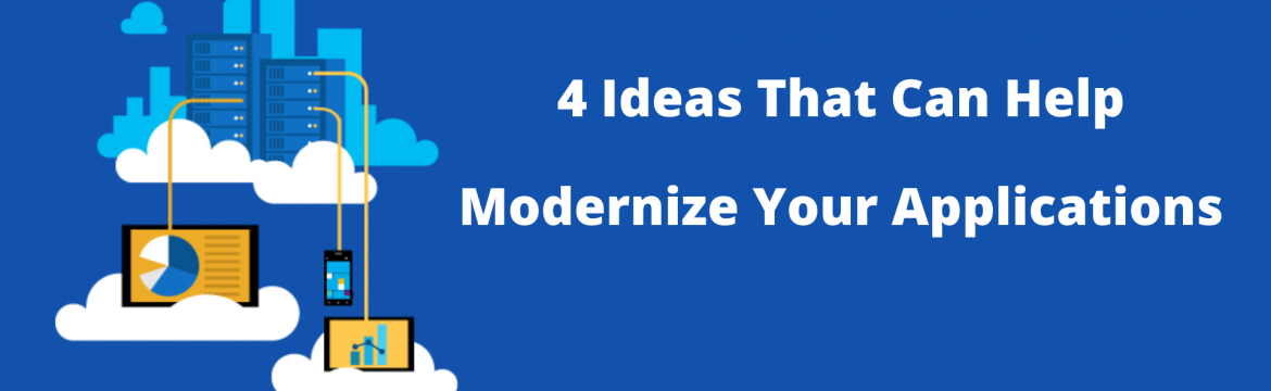 Modernize your Applications